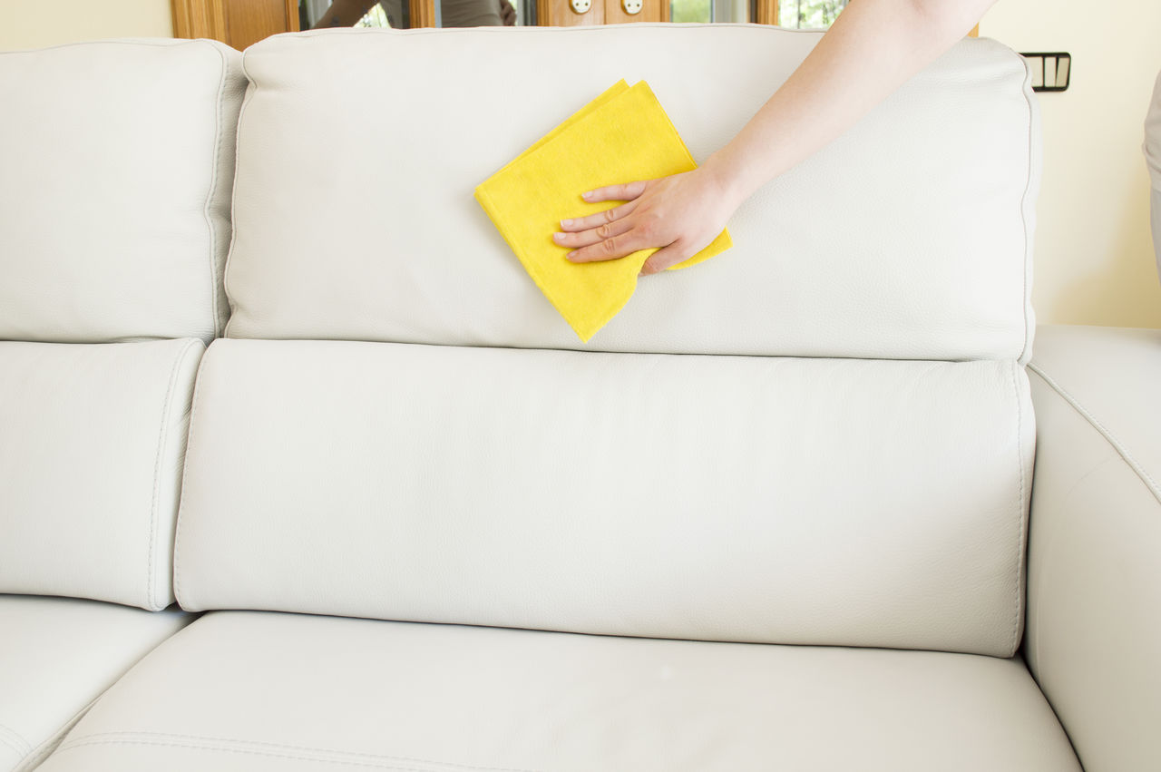 очистка мебели