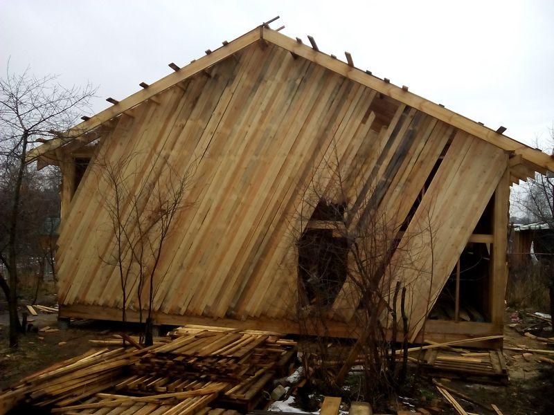 крыша дома